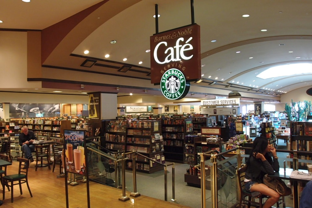 7 Things Barnes Amp Noble Is Working On After Bleak First