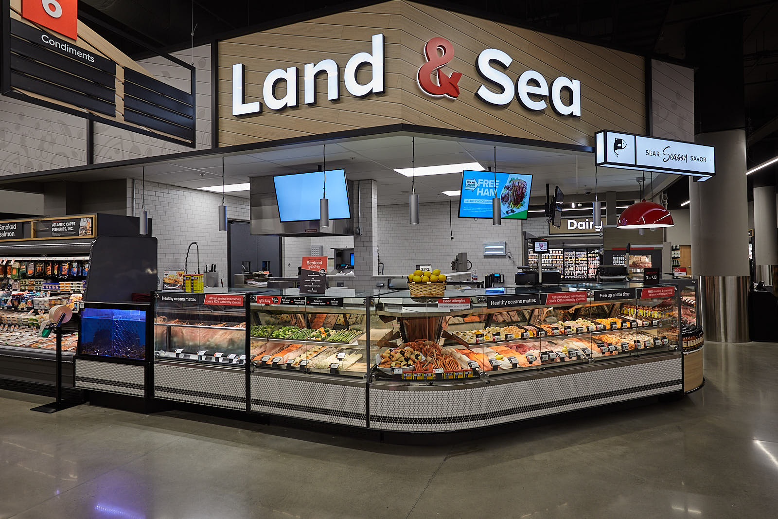 a store filled with lots of produce