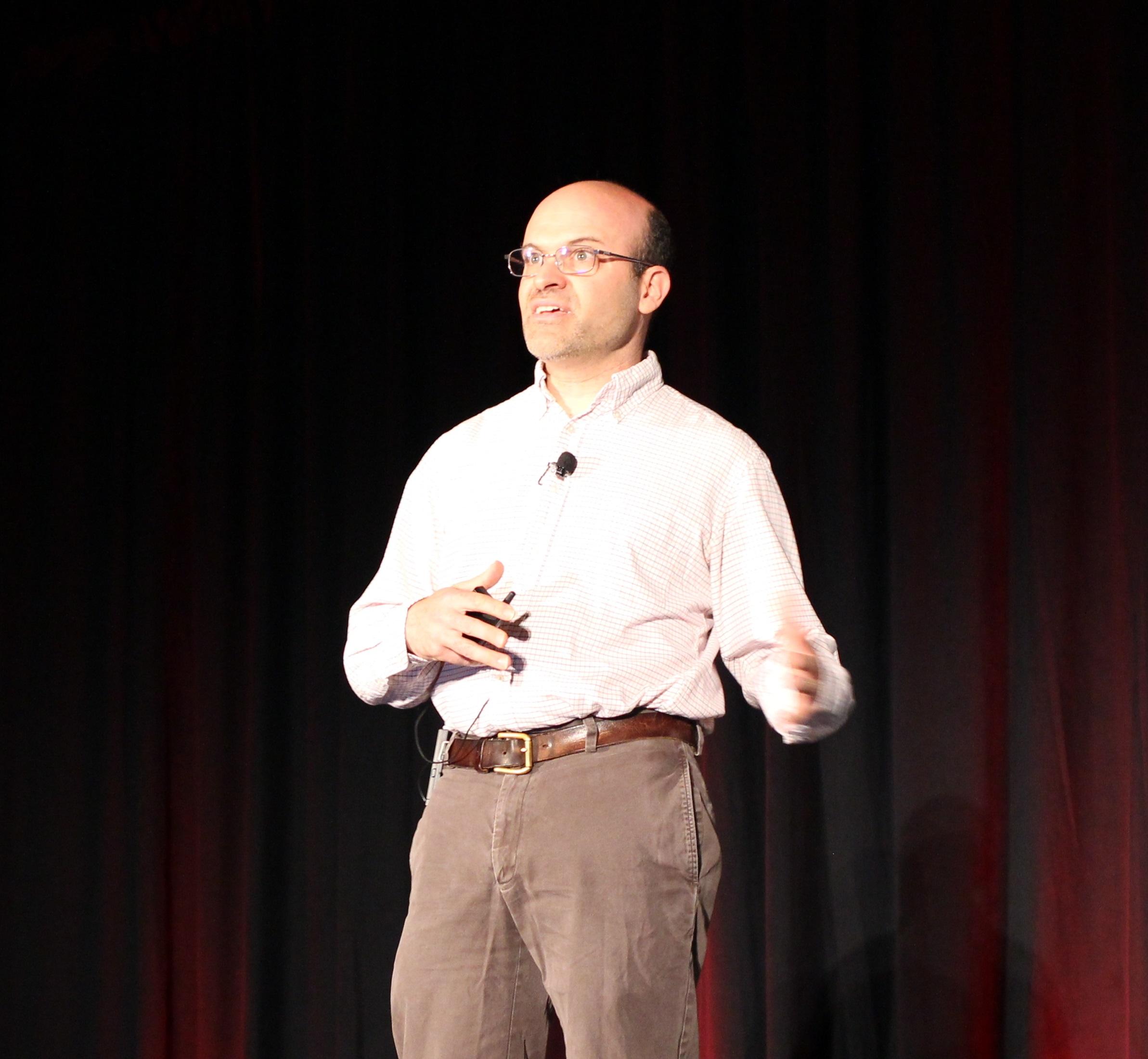 Andrew Blachman, Tophatter