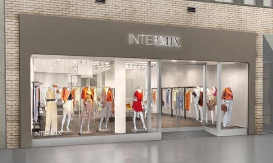 INTERMIX storefront