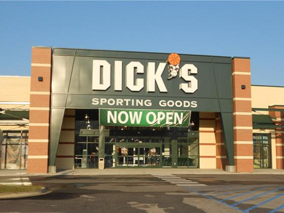 After Website Hiccup, Dicks Sporting Goods Using Tax -7114