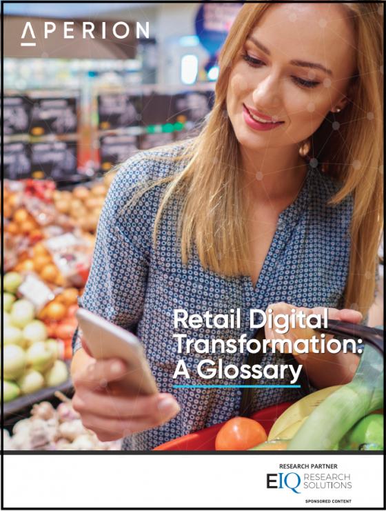 digital transformation glossary