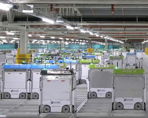 Kroger and Ocado Announce Additional High-Tech Fulfillment