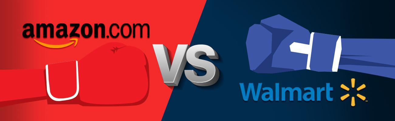 Amazon Vs  Walmart: Who Wins in the Battle of the Behemoths? | RIS News