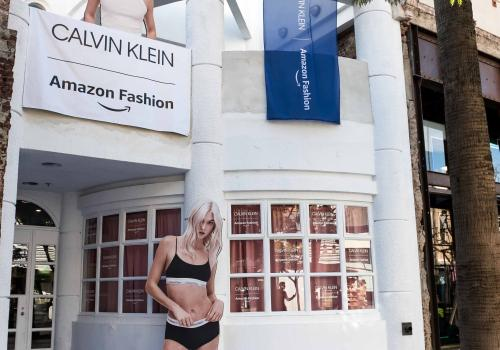 The companies are bringing branded holiday pop-up shops to NYC and LA in addition to a dedicated store on Amazon.com.