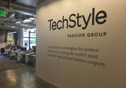 TechStyle CEO Adam Goldenberg says brands should be build online first.