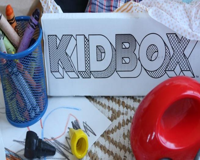 Kidbox subscription box retailing