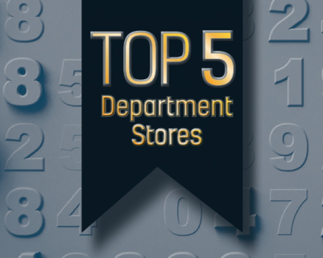 Top 5 Department Store Chains   RIS News