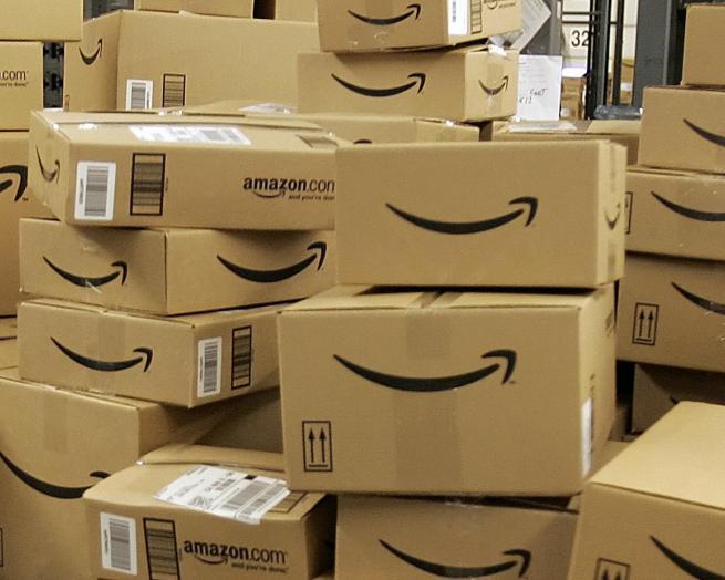 Amazon Prime delivers