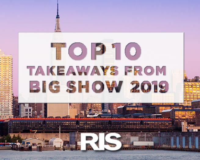 Best of NRF 2019: Top 10 Takeaways | RIS News