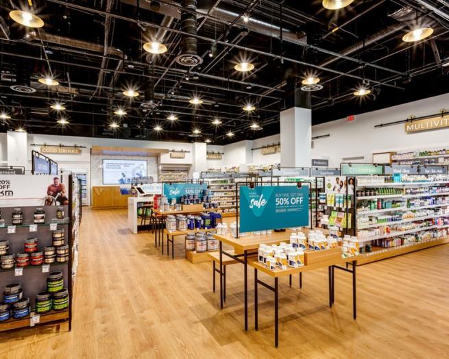 New Vitamin Shoppe Store Format