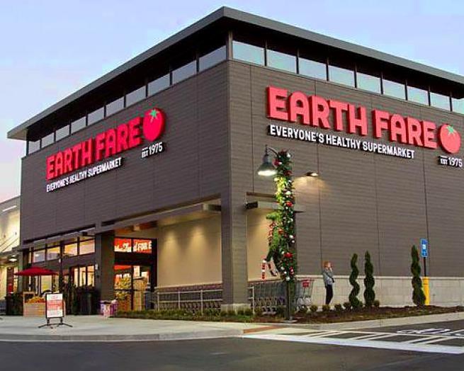 Earth Fare Closing