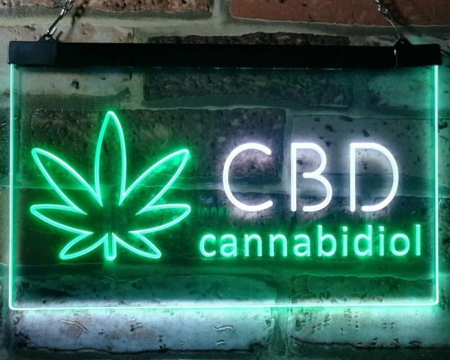 CBD Oil Booms in Retail