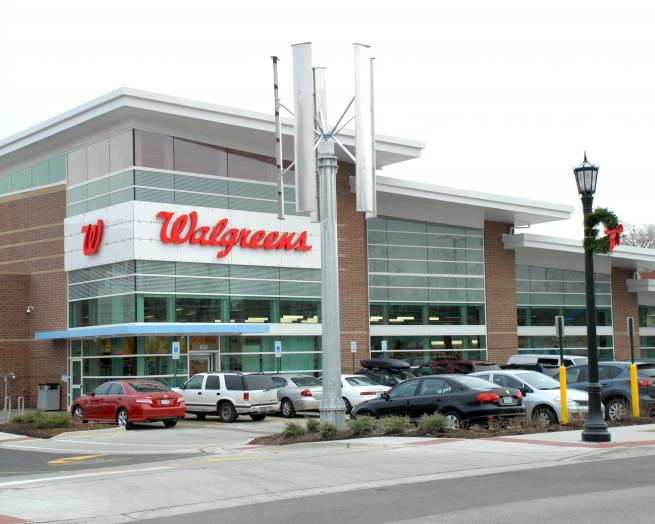 Consumers on the hunt for toilet paper can now try their local Walgreens drive-thru as an option.