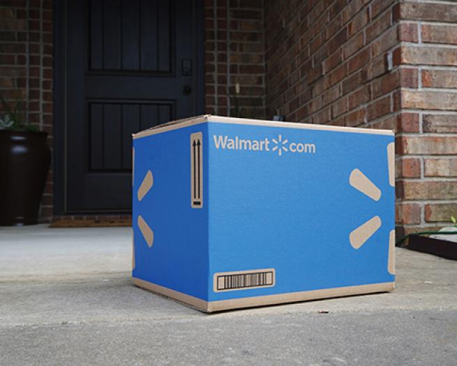 Walmart is expanding the ways in which it provides contactless services during the coronavirus health crisis.