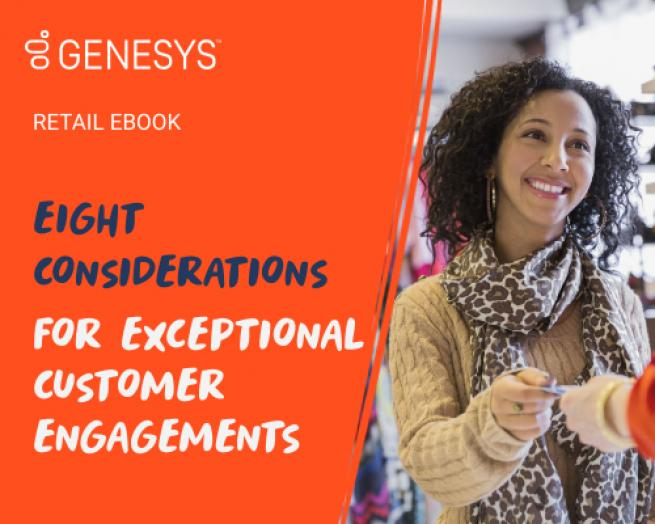 Genesys Exceptional Customer Engagements 092921