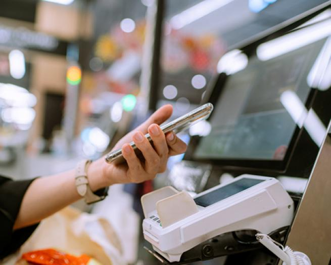 """More retailers are realizing the benefits of self-service, even in more """"normal"""" times."""
