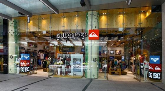 Quiksilver Parent Buying Rival Billabong
