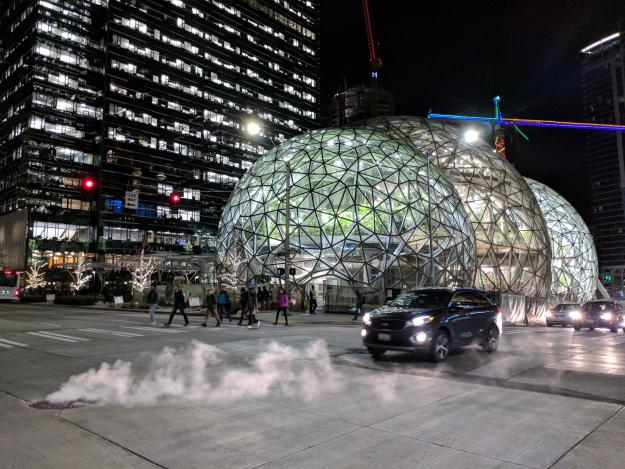20 Cities Get a Chance to Be the Next Amazon Headquarters Location