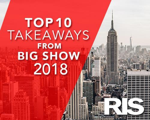 Best of NRF 2018: Top 10 Takeaways