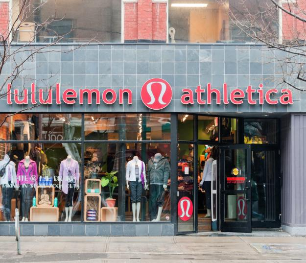 Lululemon's Plan to Grow Sales by 50% in Two Years