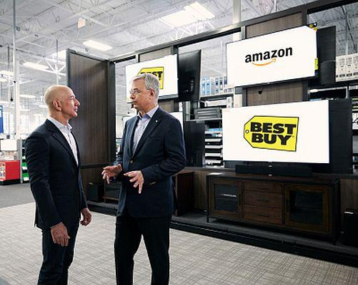 Amazon, Whole Foods and Best Buy—The Latest