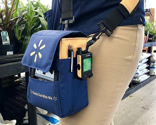 Walmart's New Mobile POS Tech is Making Spring Easier