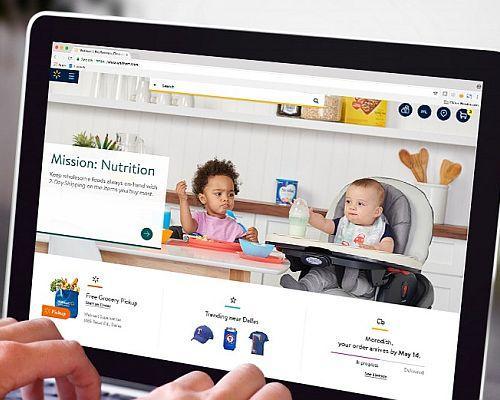 Walmart's New Website Is Launching Next Month