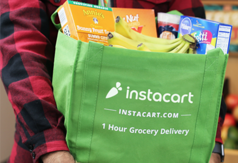 Supervalu and Instacart Team Up to Provide Turn-Key Delivery for 3,000 Independent Stores