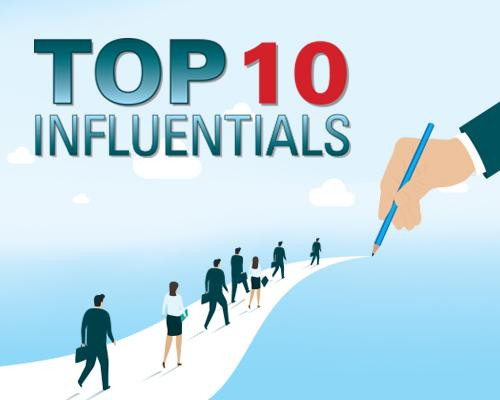 Influentials: Top 10 Movers and Shakers in Retail 2018
