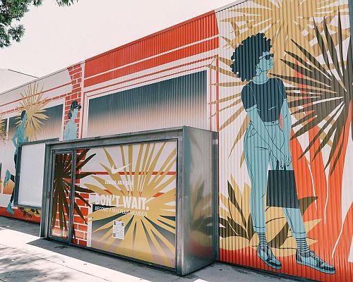 Sneak Peek: Inside the Nike Concept Store Stocked by Local Loyalty Member Data