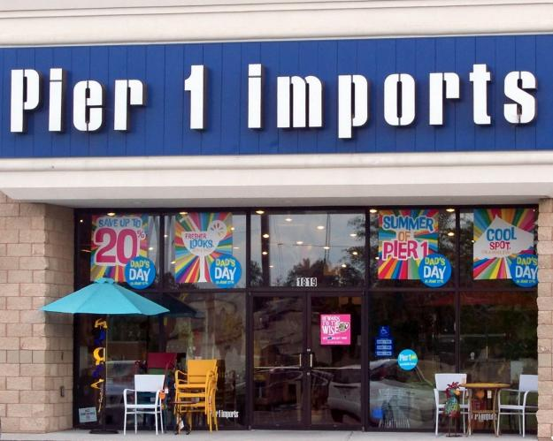 Pier 1 Must Evolve or Die