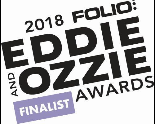 RIS is a Finalist in 3 Categories of the Prestigious Eddie & Ozzie Awards