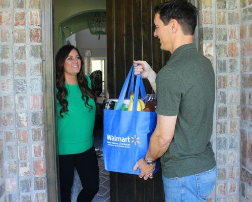 Walmart's Latest Last-Mile Grocery Delivery Pilot