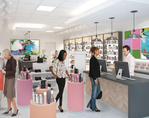 Perfumania Opens Its First Concept Store