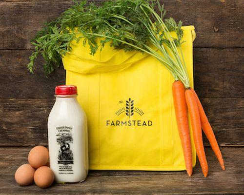 Farmstead Makes Grocery Deliveries Via Autonomous Vans