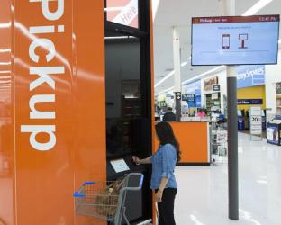 Walmart Going All-In on Its Pickup Tower Concept