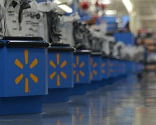 Theft Helped Walmart's Decision to Checkout of Cashierless