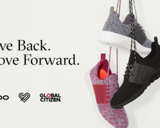 "Heading into the holidays, fashion footwear and accessories powerhouse Aldo is joining forces with Global Citizen, a game-changing international advocacy organization, to support ""Education for All."""