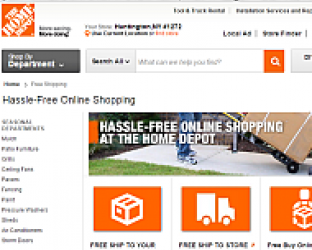 You May Also Like Fulfillment Home Depot
