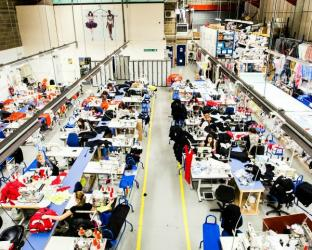 Gerber Technology is partnering with Fashion Enter/FashionCapital,London, by supporting both its commercial factory and training academy.