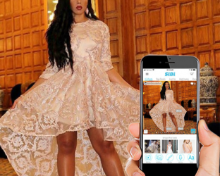 SiBi is the firstend-to-end mobile apparel marketplace to use artificial intelligence to help shoppers find fashion fast with its ability to shop using Instagram posts, photos or by favorite colors.